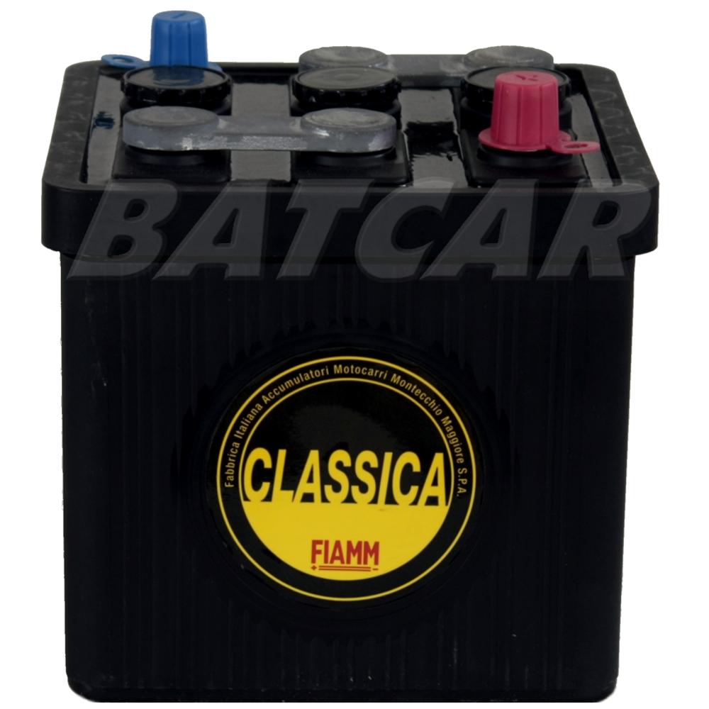 autobatterie fiamm classica 3am5 6v 68ah trabant oldtimer. Black Bedroom Furniture Sets. Home Design Ideas
